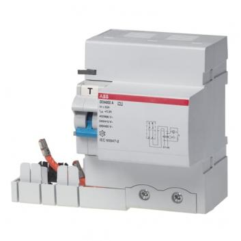 Блок дифференциального тока DDA802 A-100/0.3